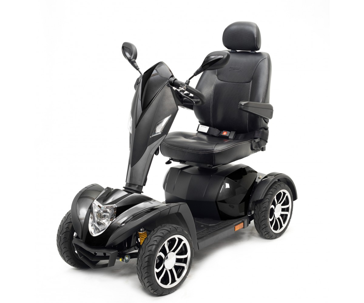 "Cobra GT4 Heavy Duty Power Scooter with 20"" Seat"