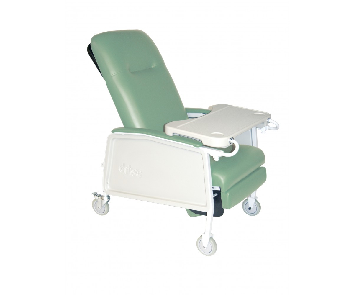 3 Position Heavy Duty Bariatric Jade Geri Chair Recliner