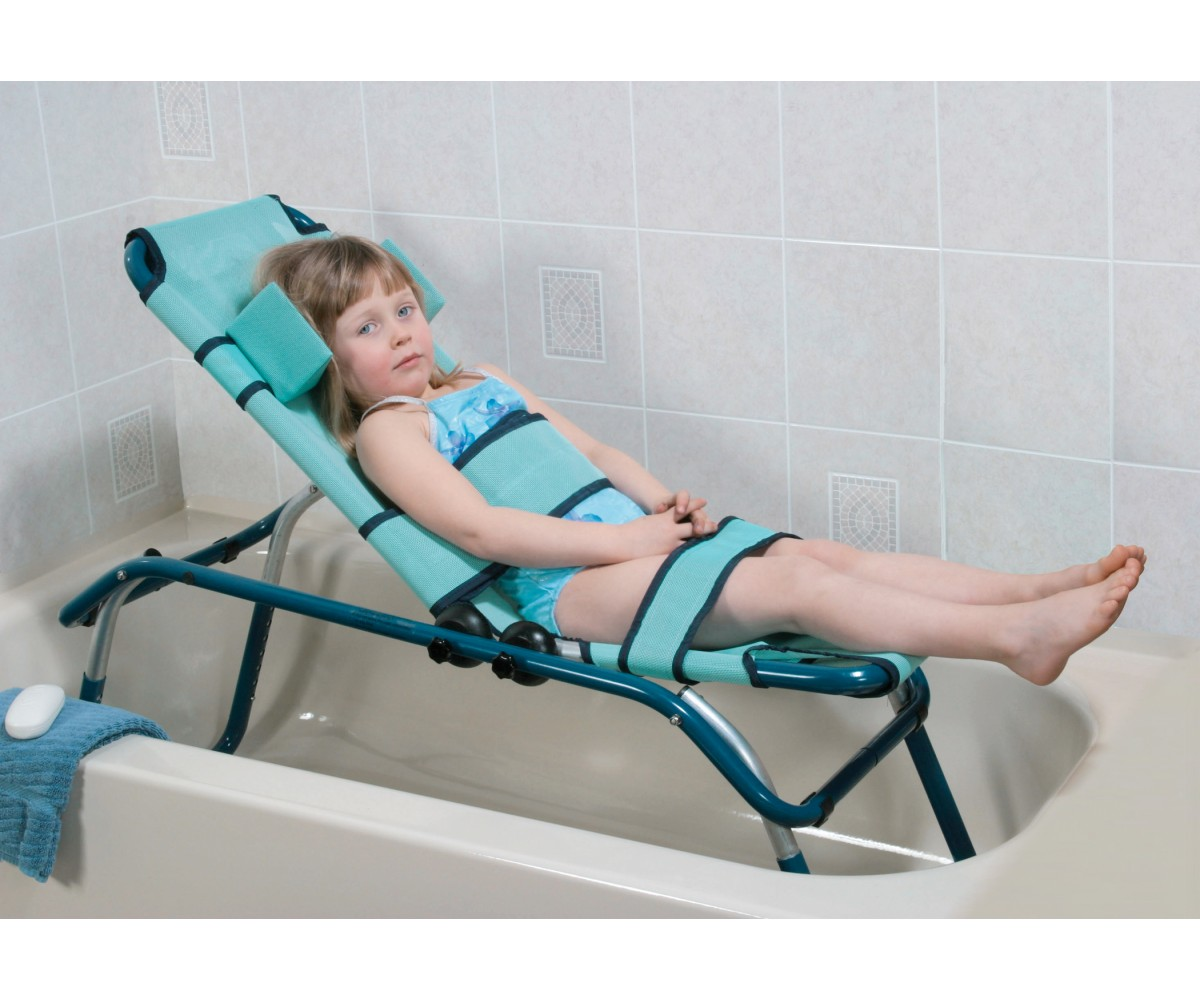 Dolphin Bath Chair Adjustable Base