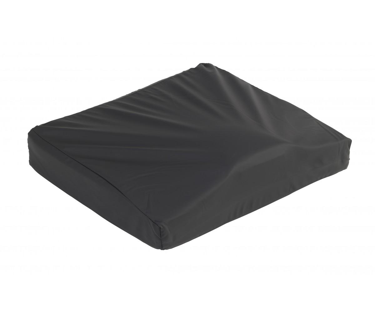 """Titanium Gel/Foam Wheelchair Cushion 18"""" x 22"""""""