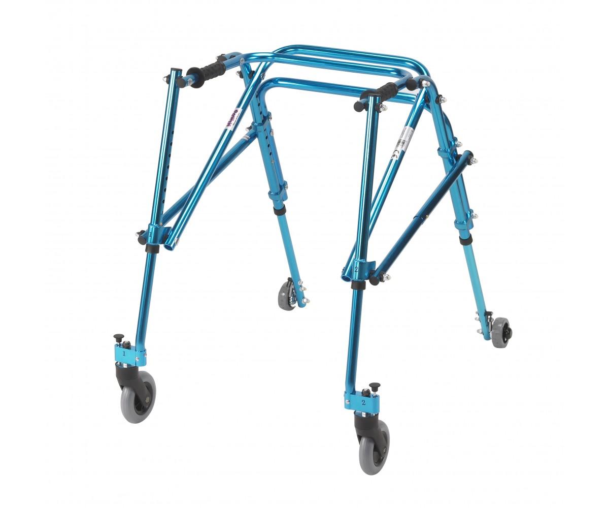 Youth Nimbo Rehab Lightweight Cornflower Blue Posterior Posture Walker