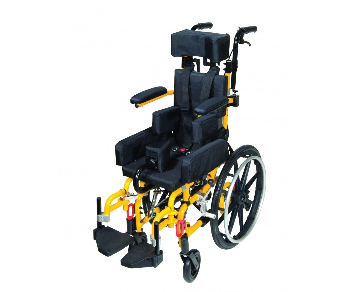 "Kanga TS Pediatric Tilt In Space Wheelchair 10"""