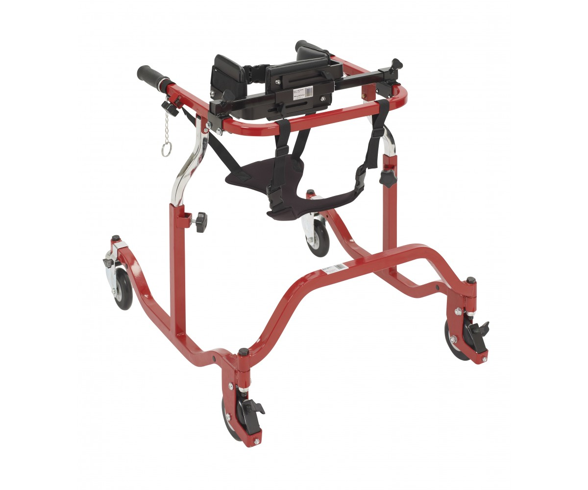 Pediatric Luminator Red Anterior Gait Trainer