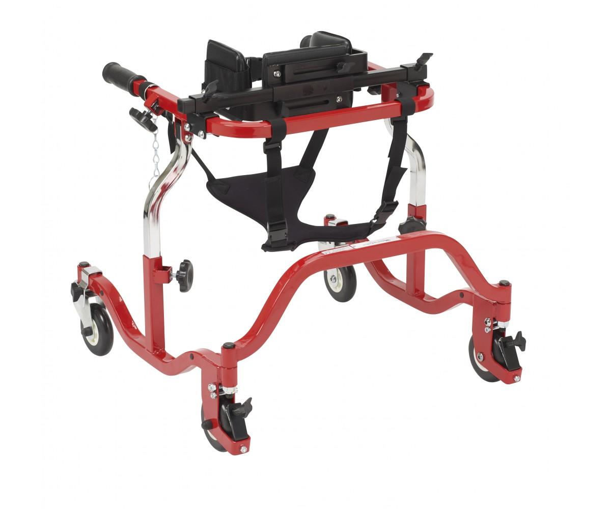 Tyke Luminator Red Anterior Gait Trainer
