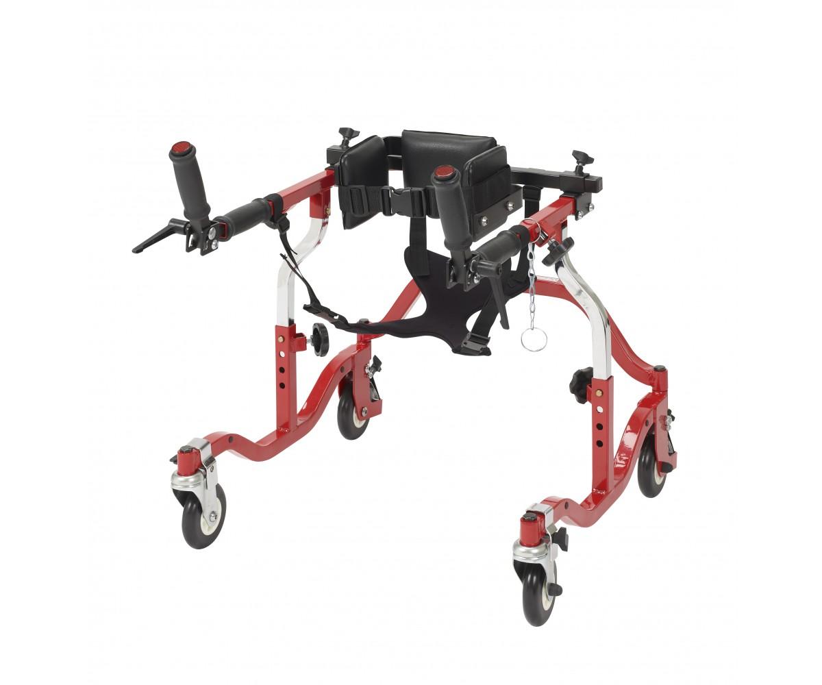 Tyke Luminator Red Posterior Gait Trainer