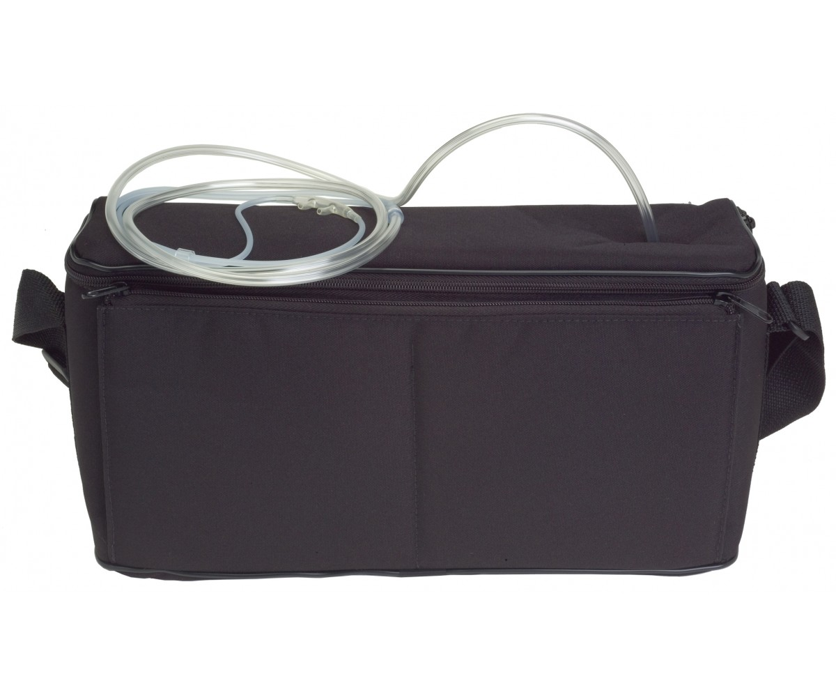 Oxygen Cylinder Horizontal Shoulder Carry Bag