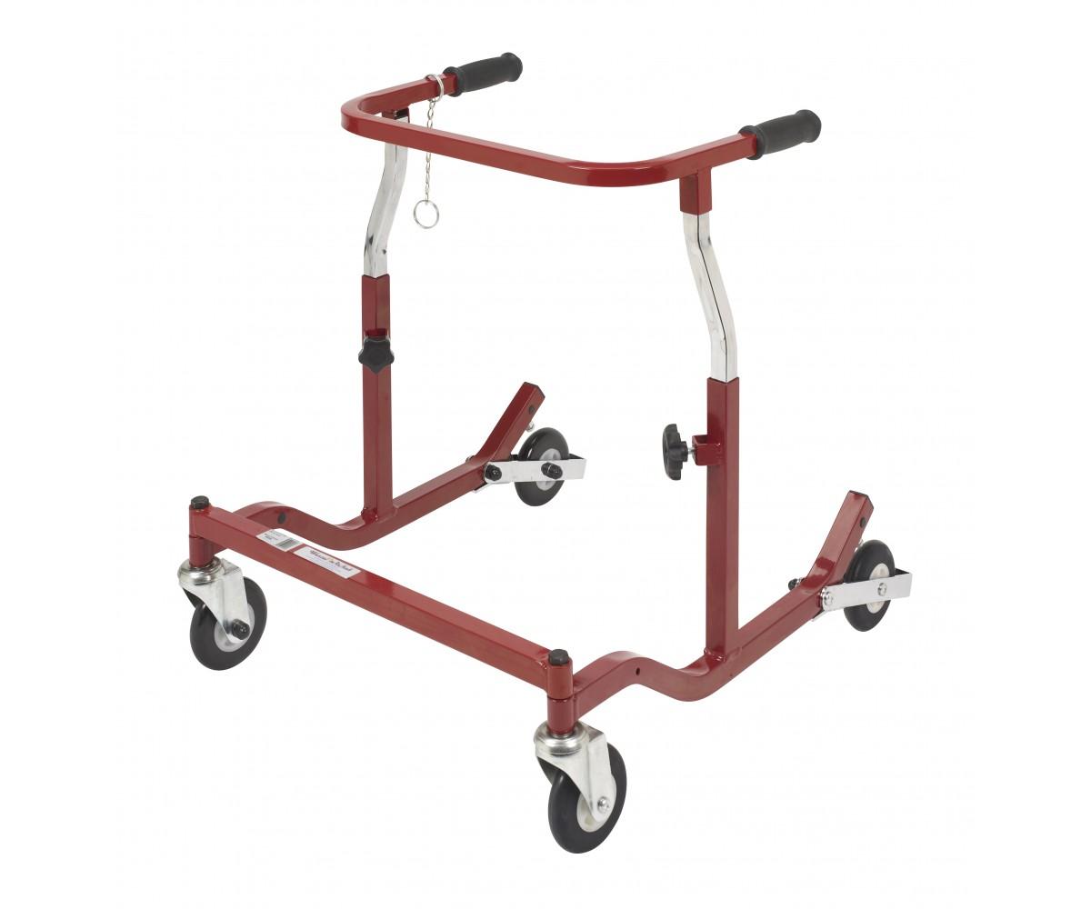 Pediatric Burgundy Anterior Safety Roller