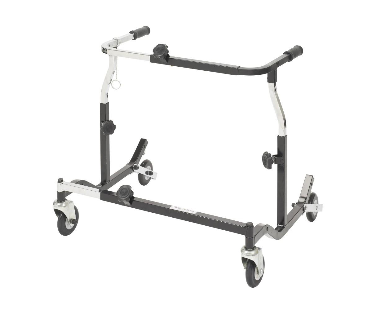 Pediatric Black Adjustable Width Anterior Safety Roller