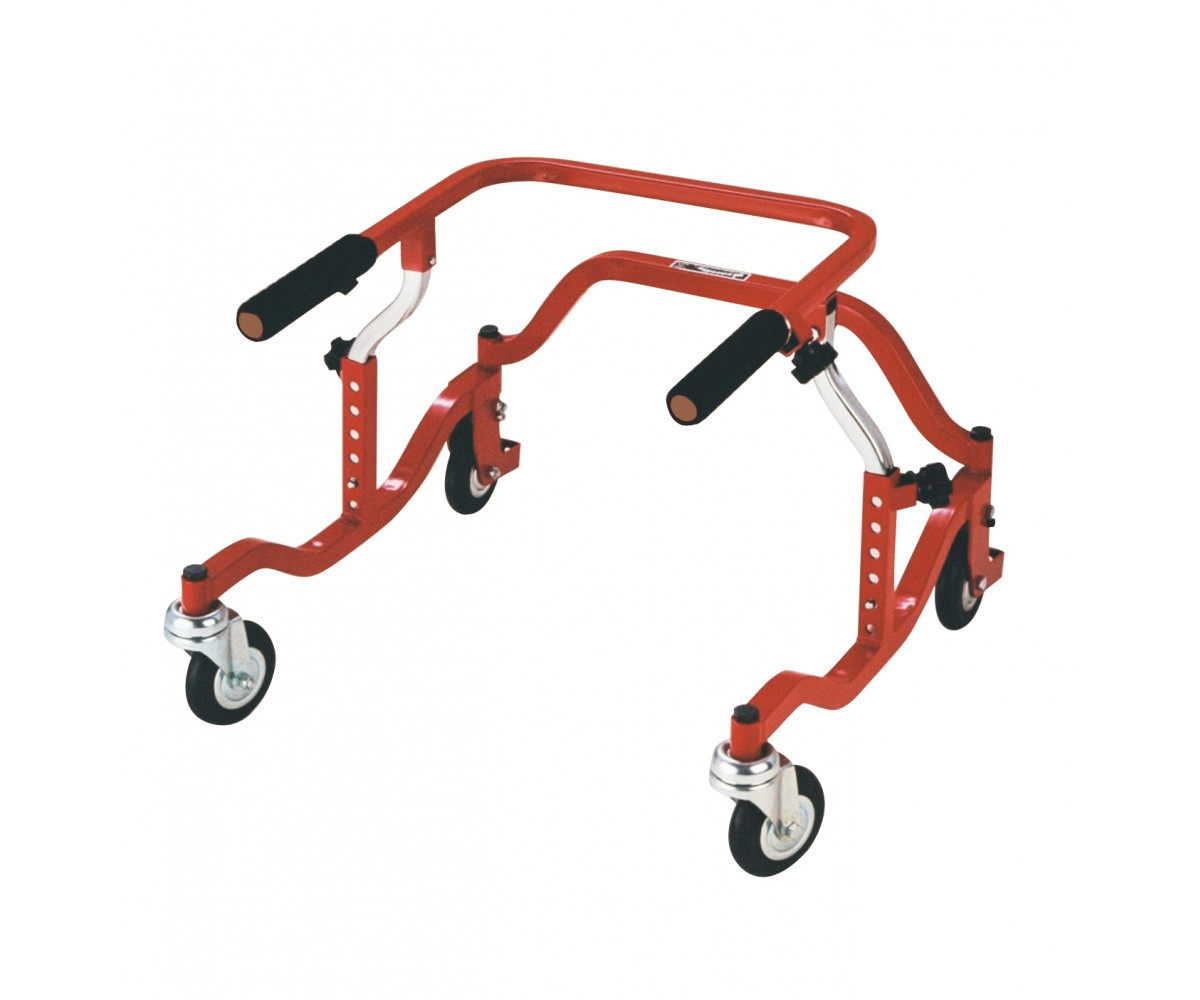 Tyke Red Posterior Safety Roller