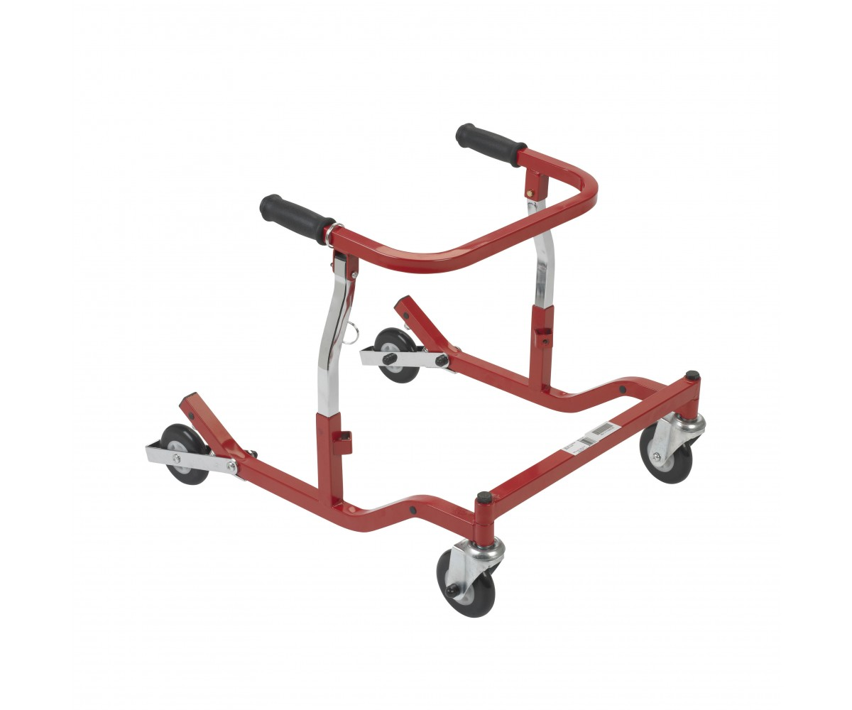 Tyke Red Anterior Safety Roller