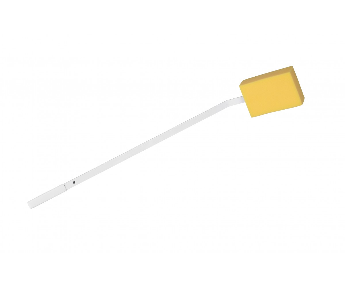 "30"" Long Handled Aluminum Cleaning Sponge"