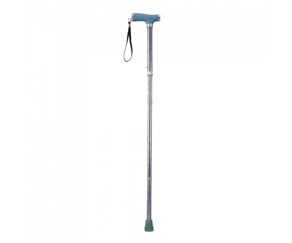 Celebration Folding Canes with Glow Gel Grip Handle