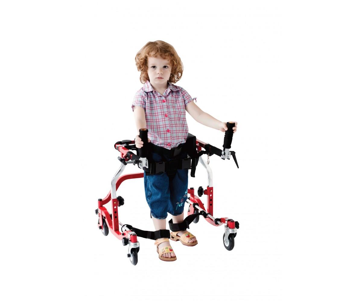 Pediatric Star Red Posterior Gait Trainer