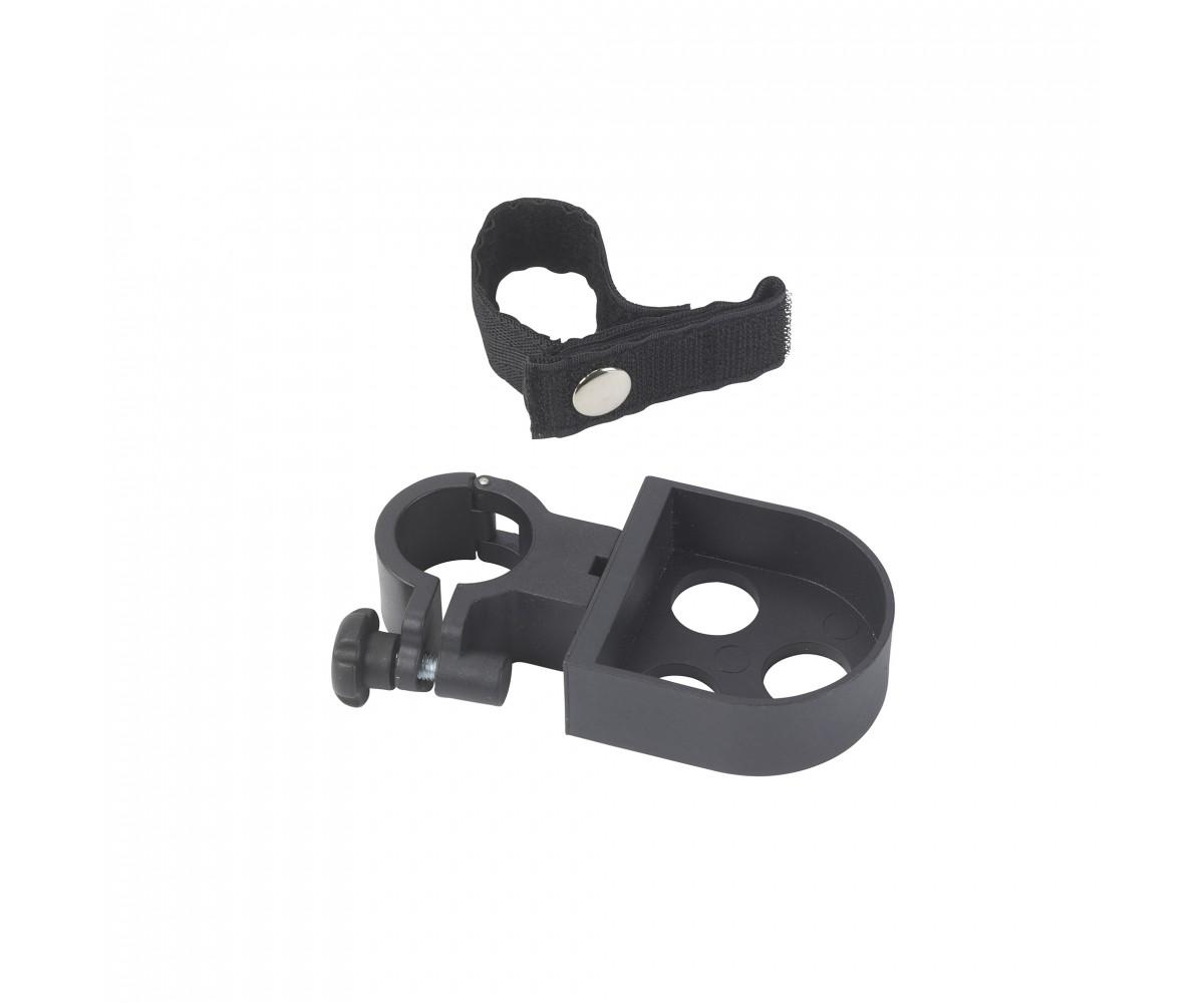 Manual Wheelchair Cane / Crutch Holder
