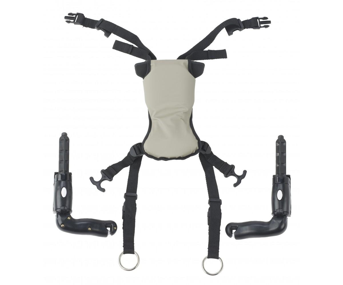 Hip Positioner and Pad for Trekker