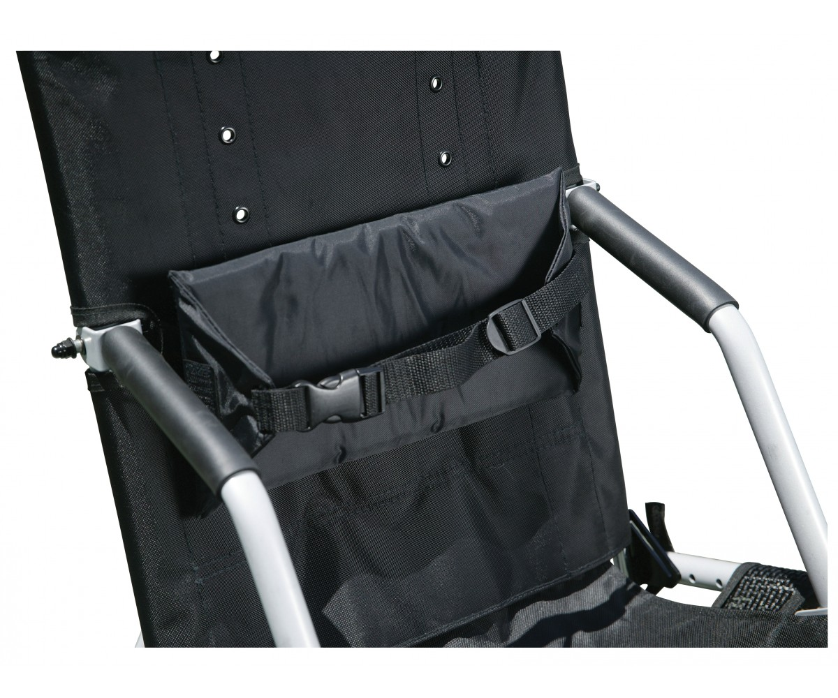 Lateral Support and Scoli Strap for Wenzelite Trotter Convaid Style Mobility Rehab Stroller