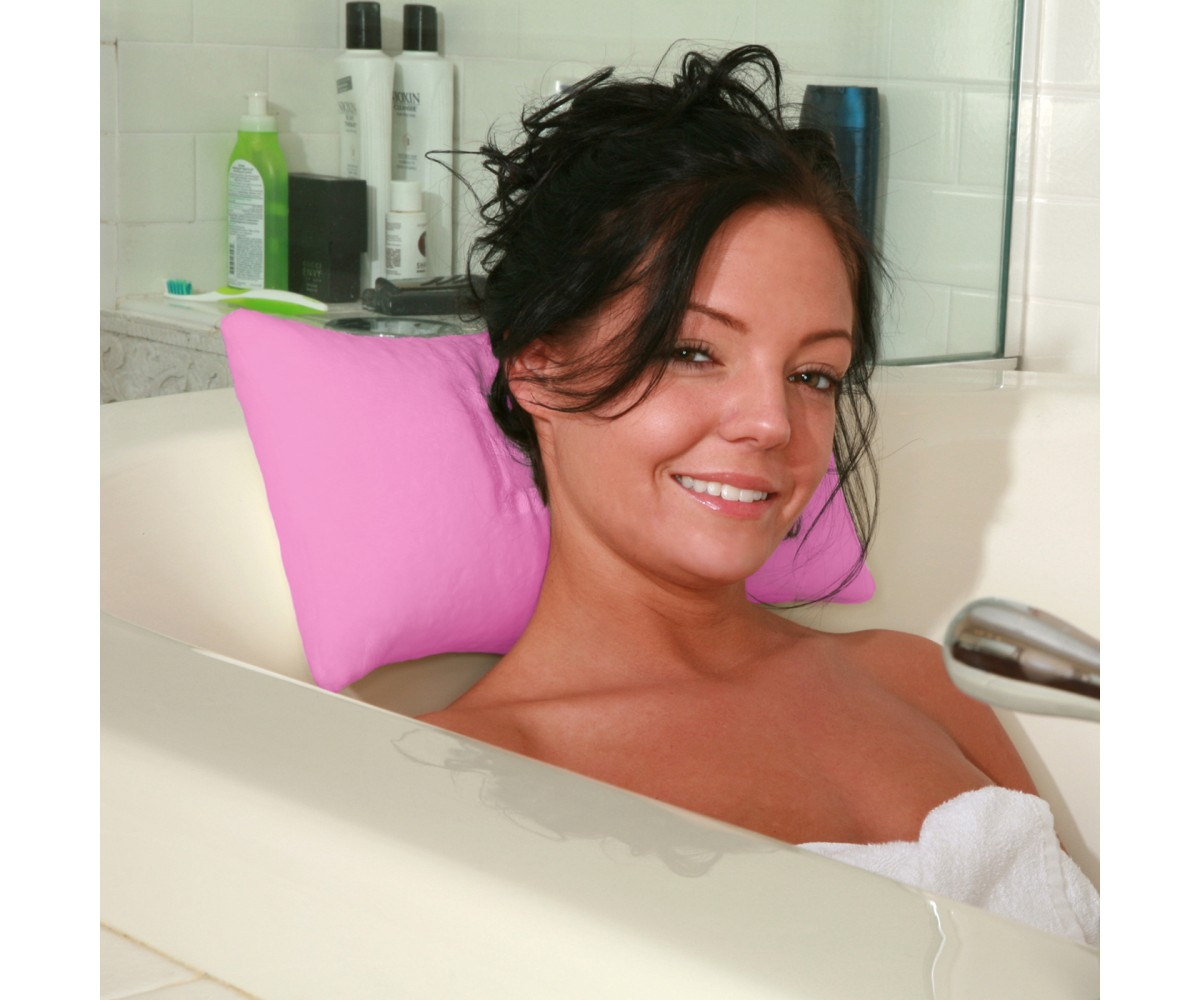 Quick Dry Bath Pillow