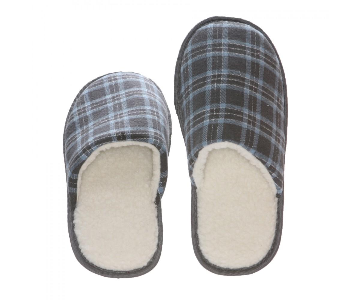 Male memory foam House Slippers