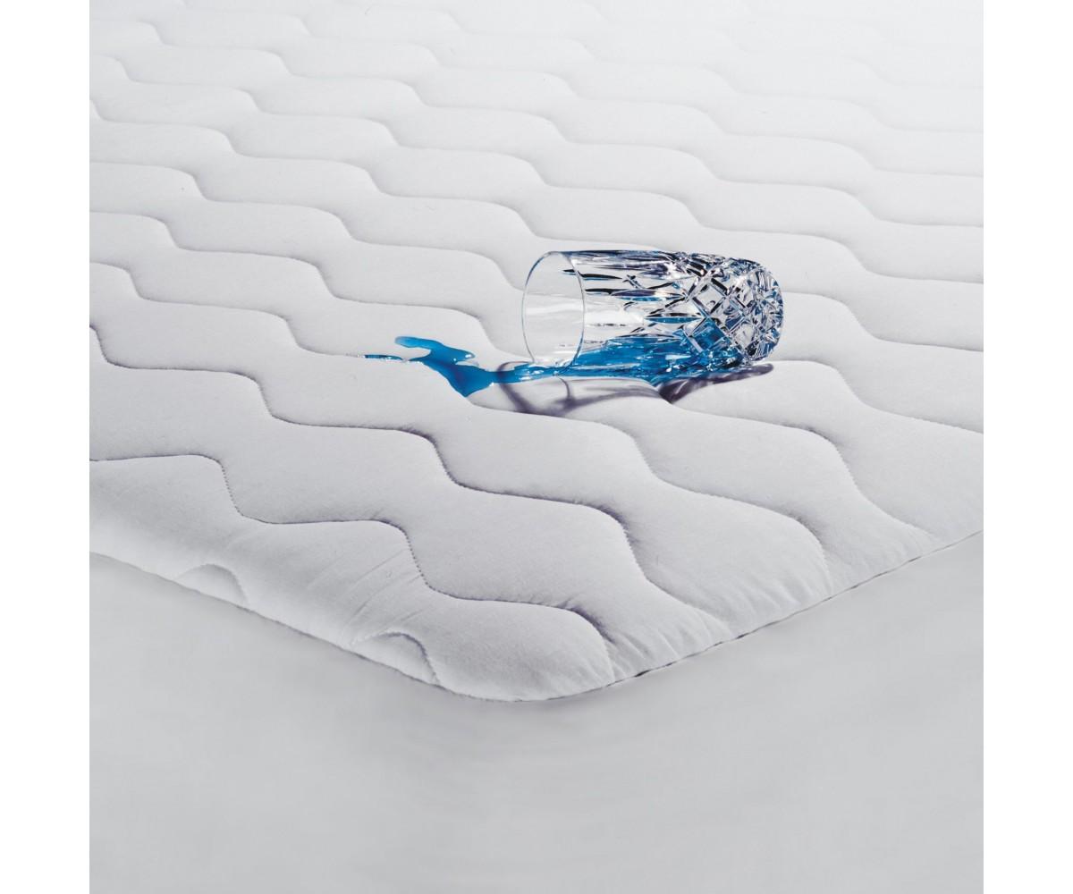 Quiet Comfort Waterproof Mattress Pad