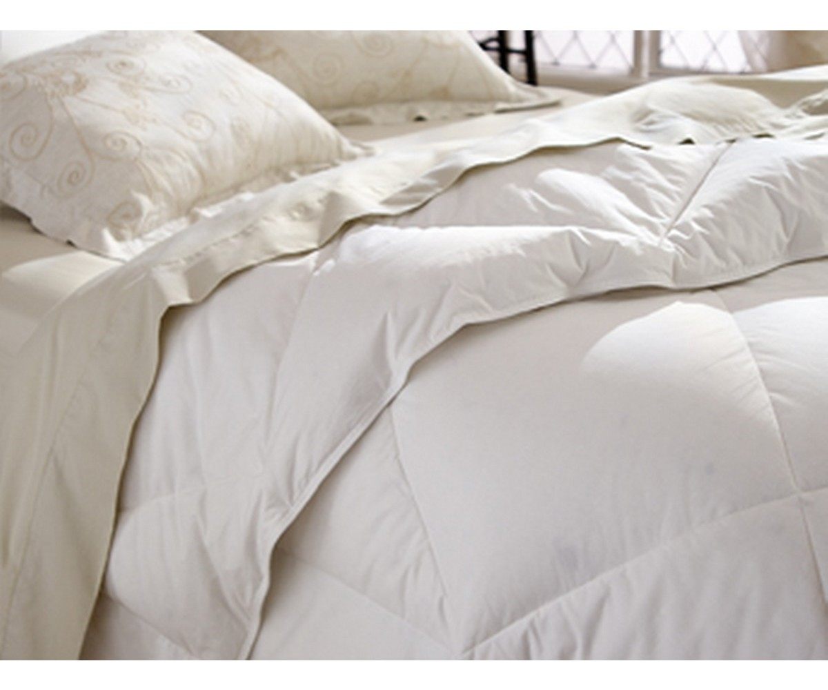 Restful Nights All Natural Down Comforter King Size
