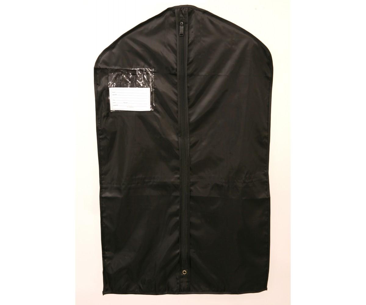 Suit size Garment Bag, Black