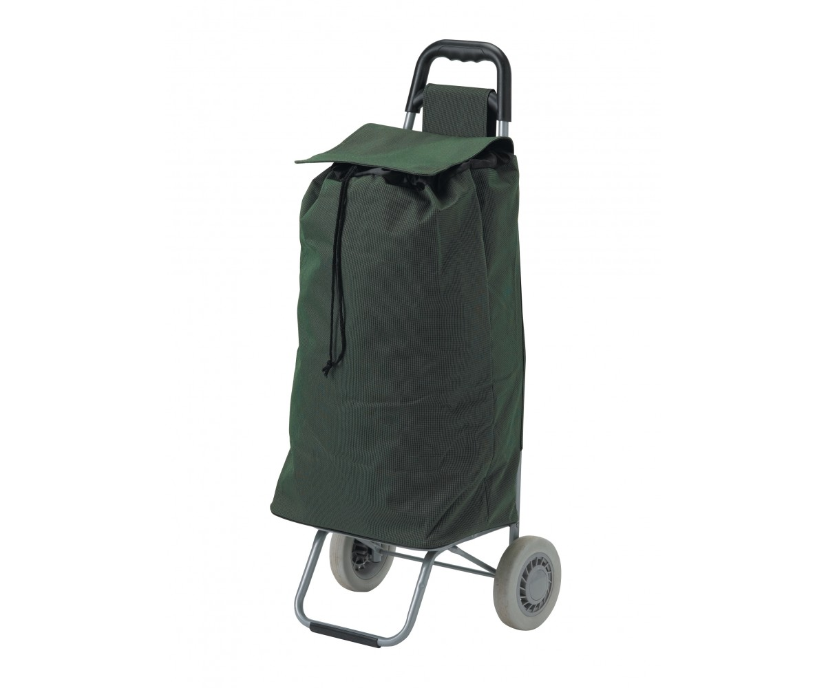 Green All Purpose Rolling Shopping Utility Cart