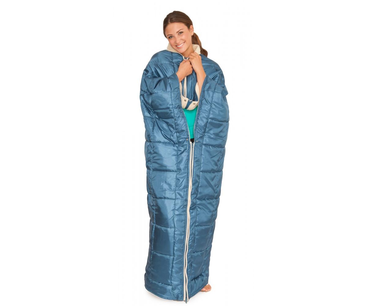 cozy TV blanket wrap