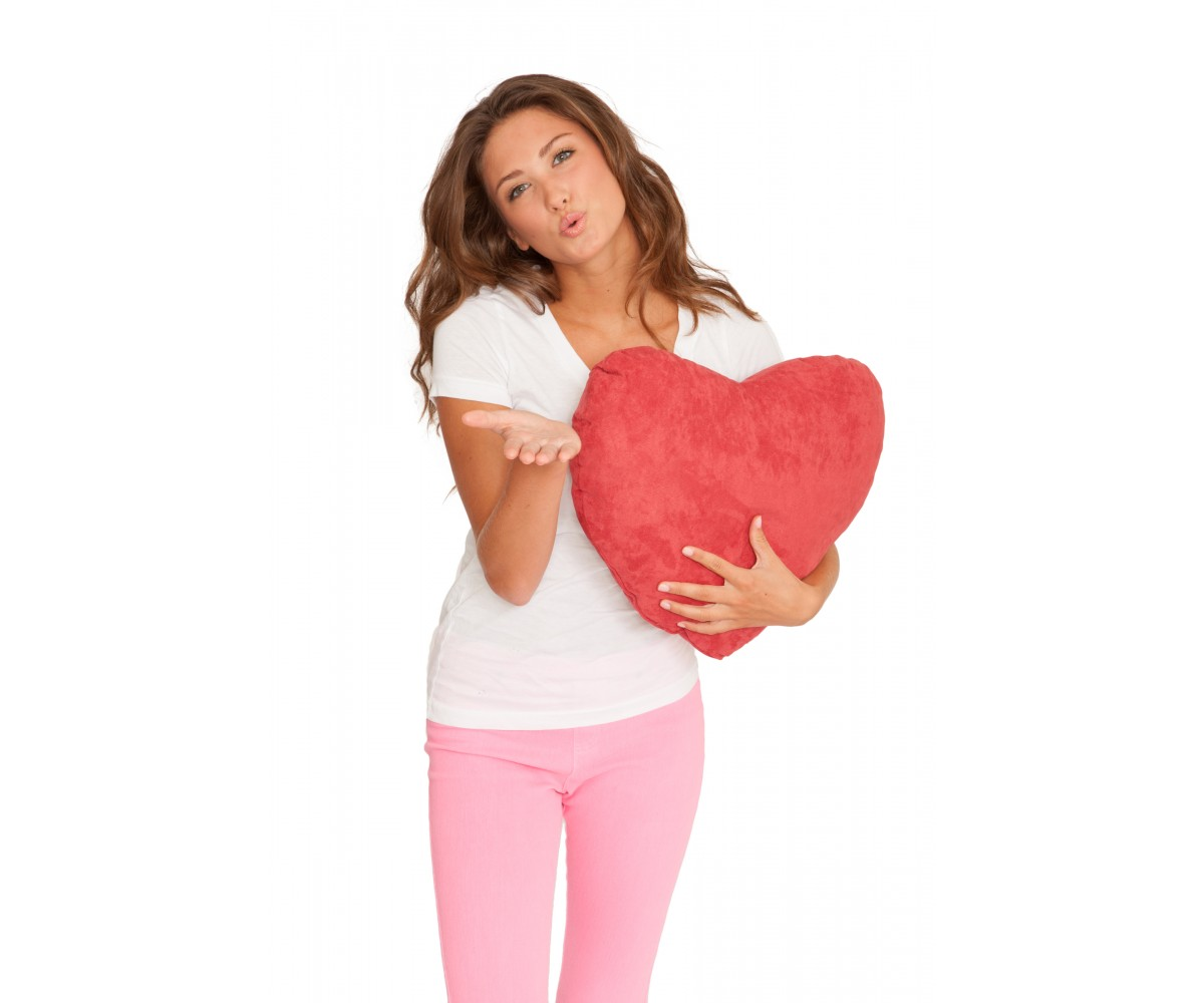 Gift Heart Pillow