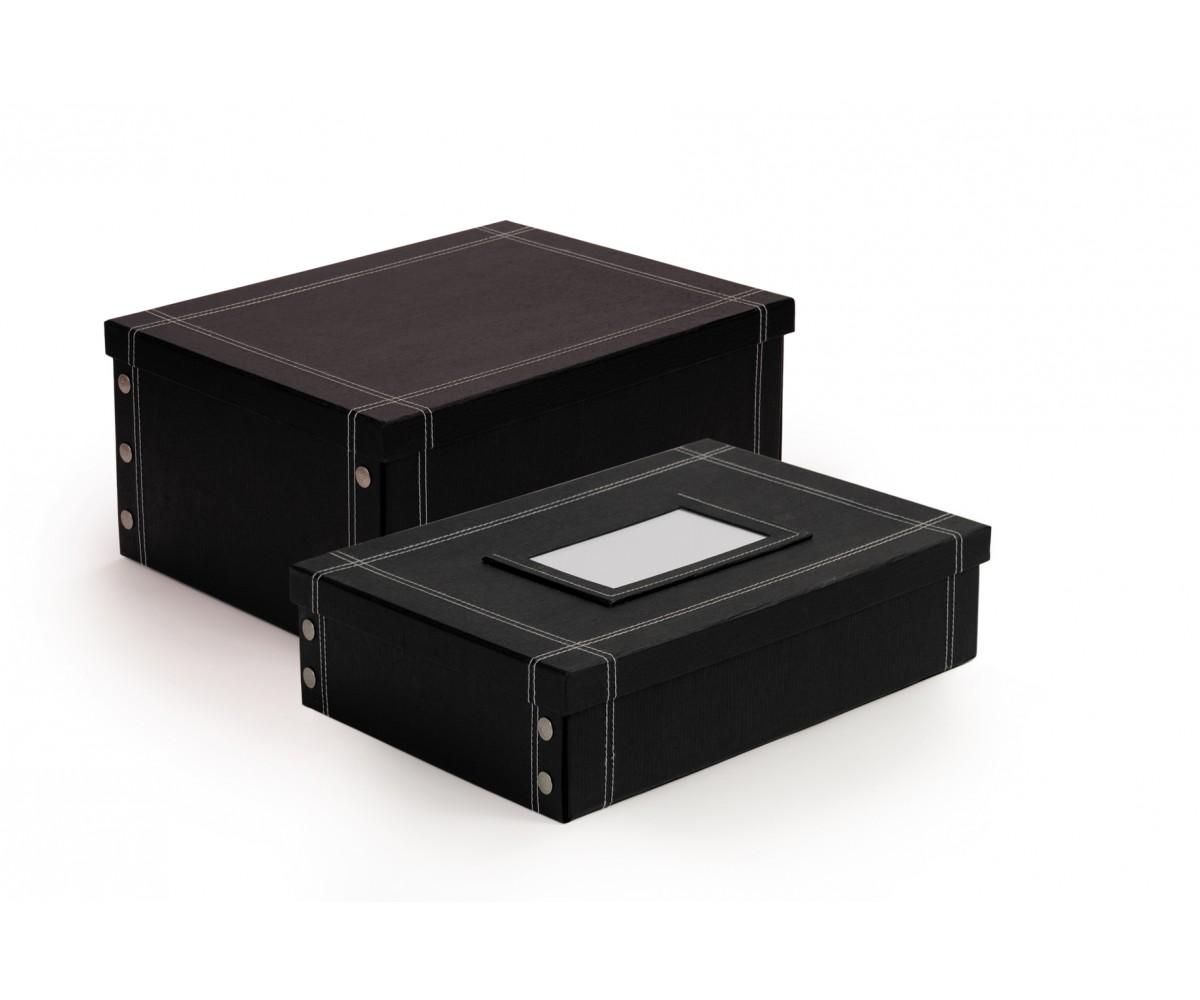 Keepsake Box - Black  - Small