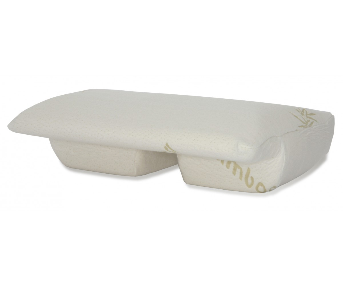 Bamboo Cover for Better Sleep Pillow  -Original memory foam