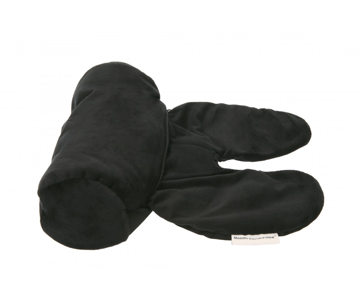GO GO Black TRAVEL PILLOW