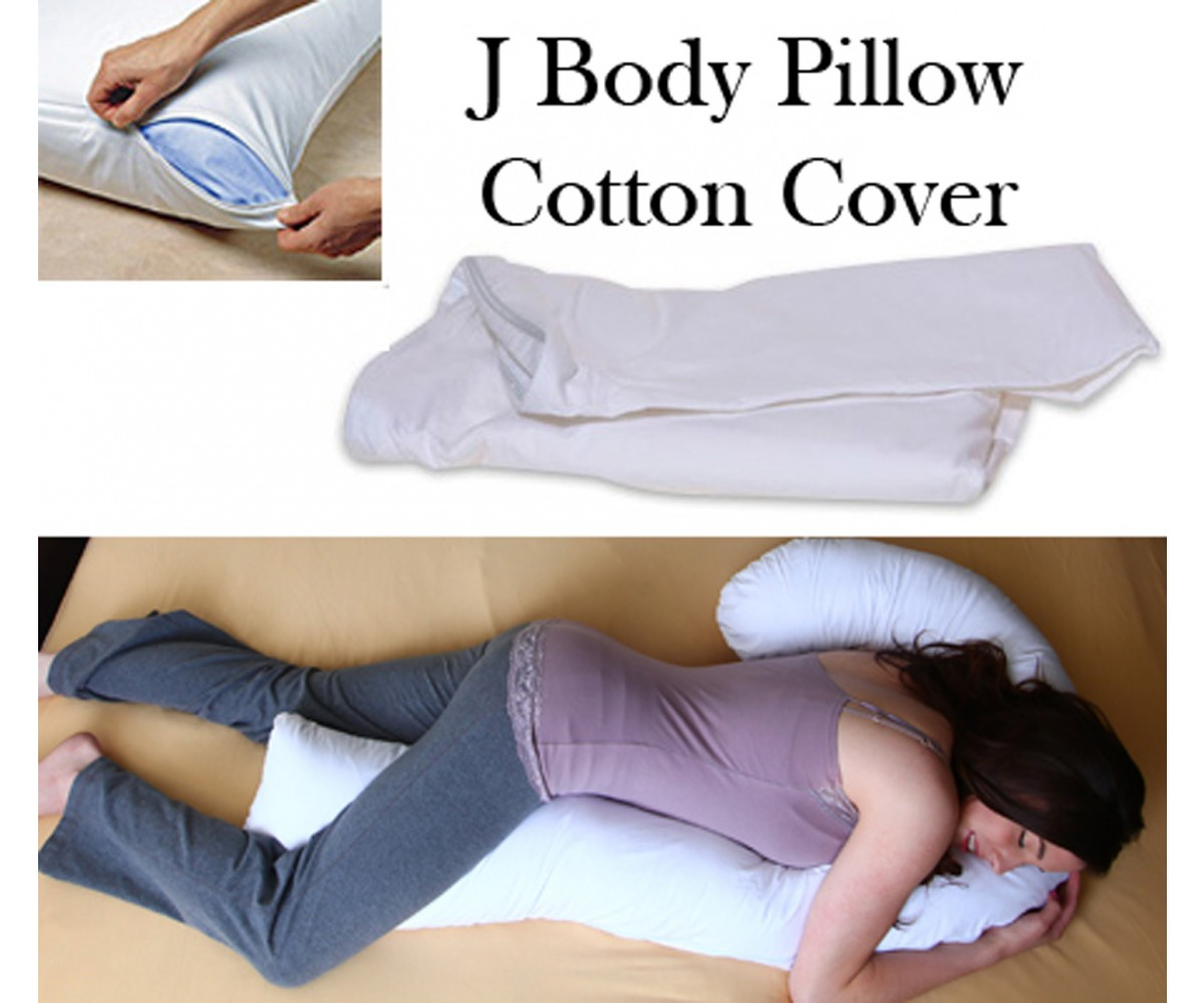 J Body Pillow