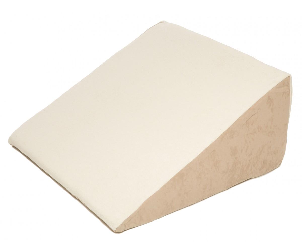"Memory Foam Bed Wedge - 25"" X 24"" X 12"""