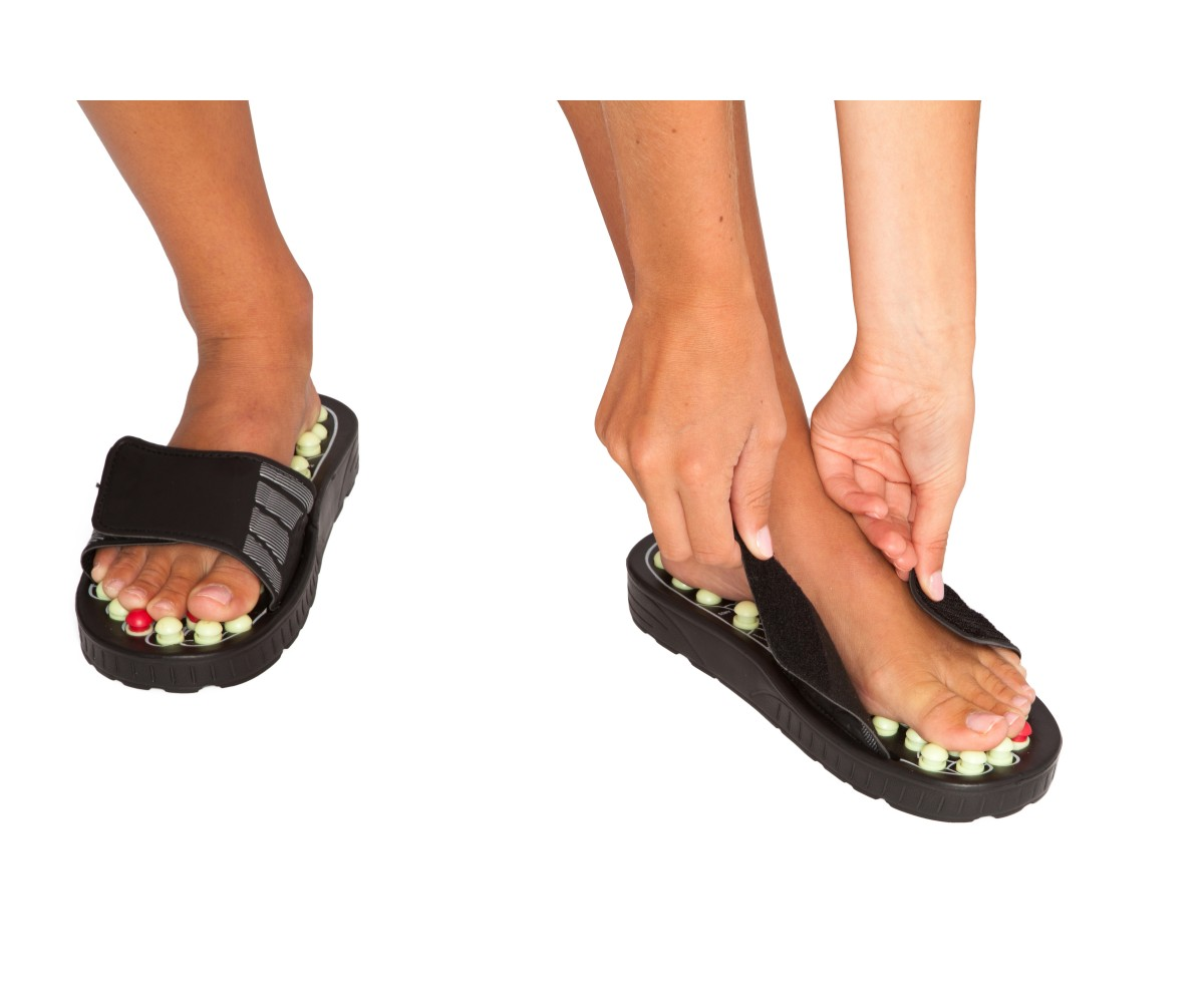Reflexology Slippers