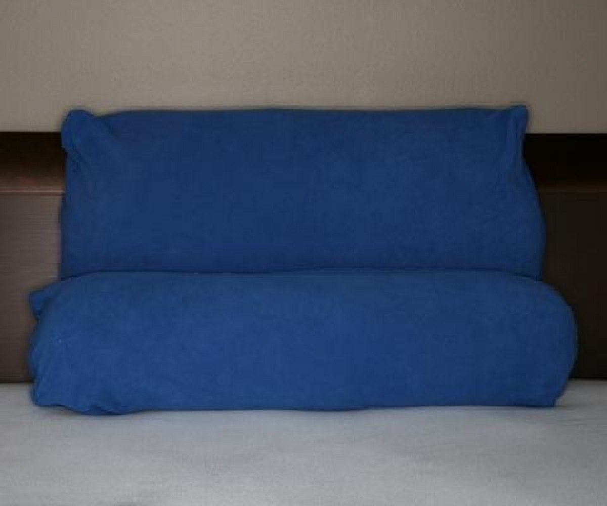 Multi Functional pillow for total support while sleeping or resting in bed
