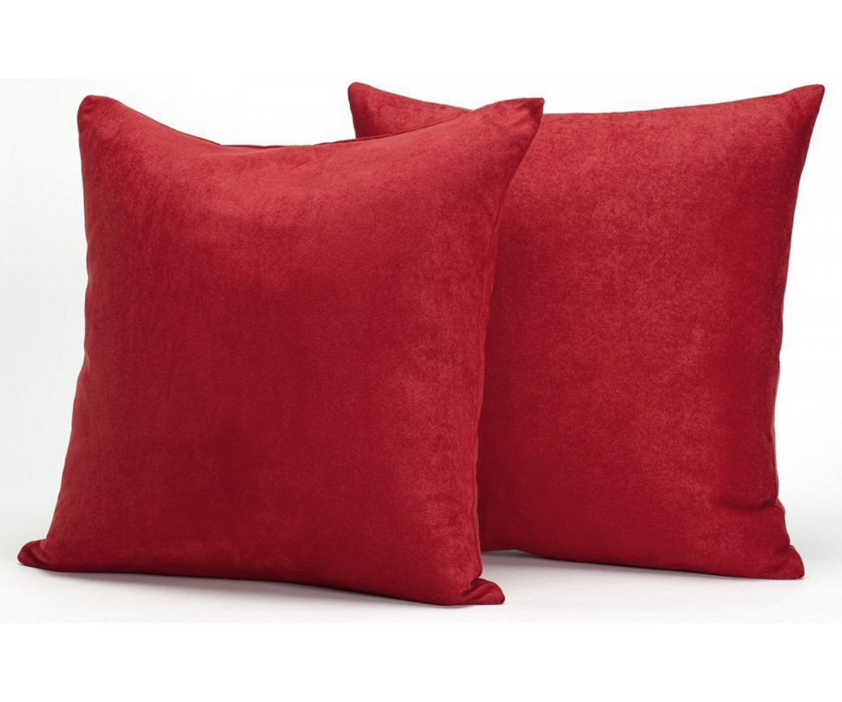 Decor Throw pillow - Micro Suede Fabric