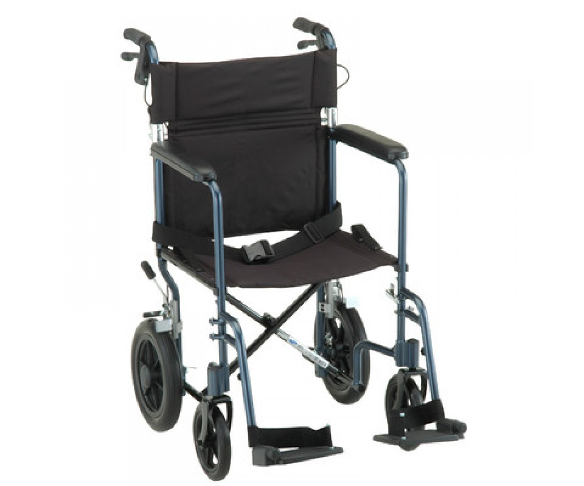 Duro-Med Lightweight Transport Chair