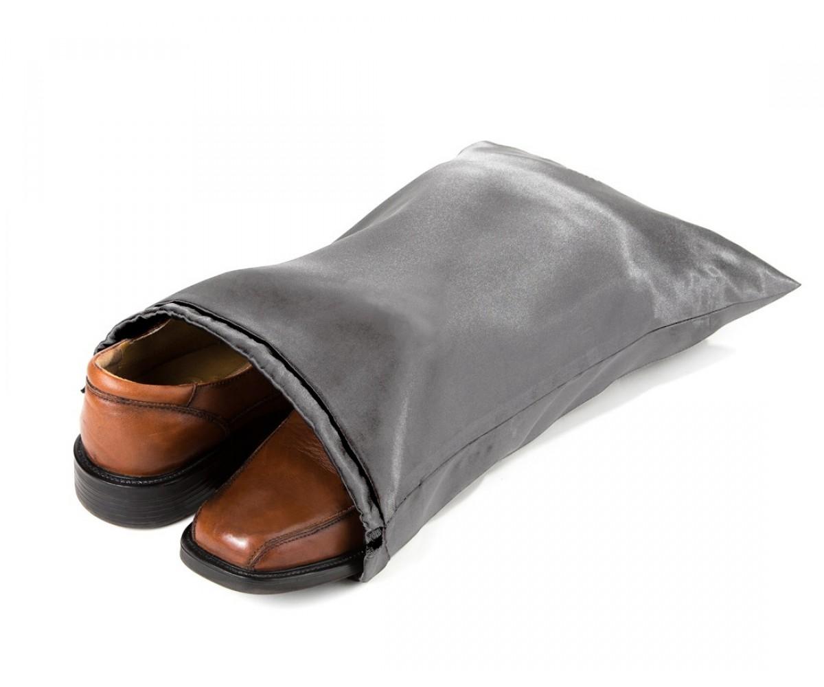 Nylon Travel Shoe Bag
