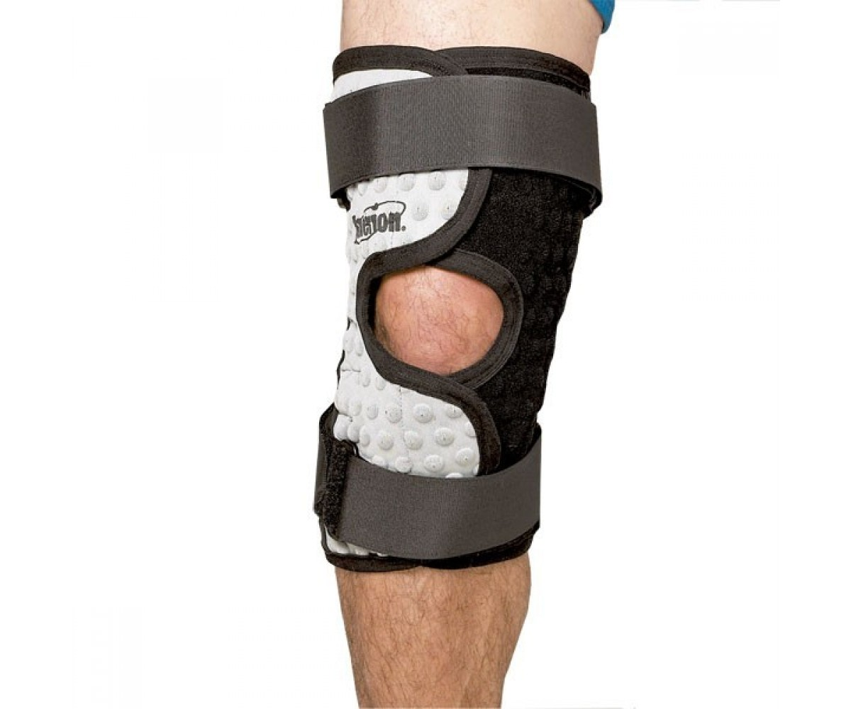 Platinum Magnetic Wrap Knee Support
