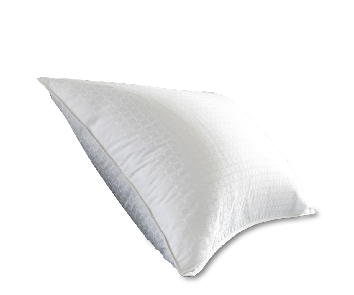 Won t Go Flat Pillow - King