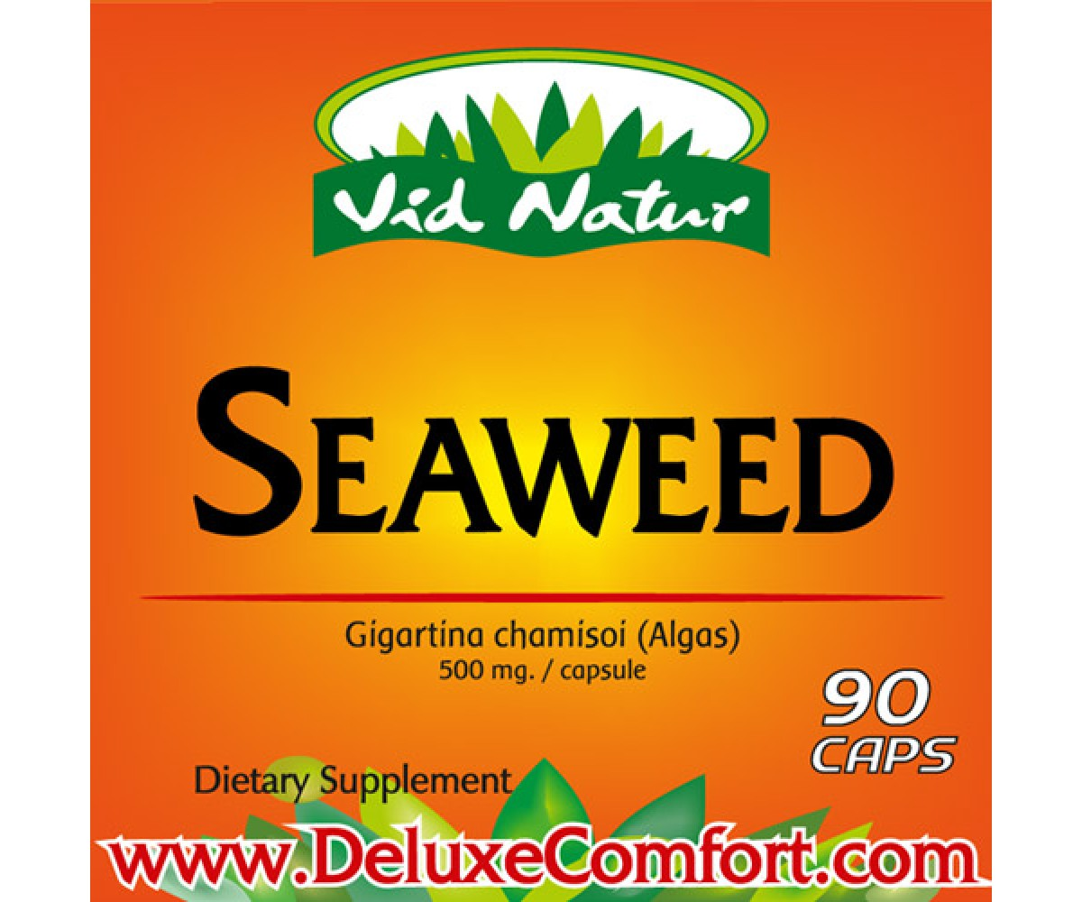 Seaweed X90 500mg