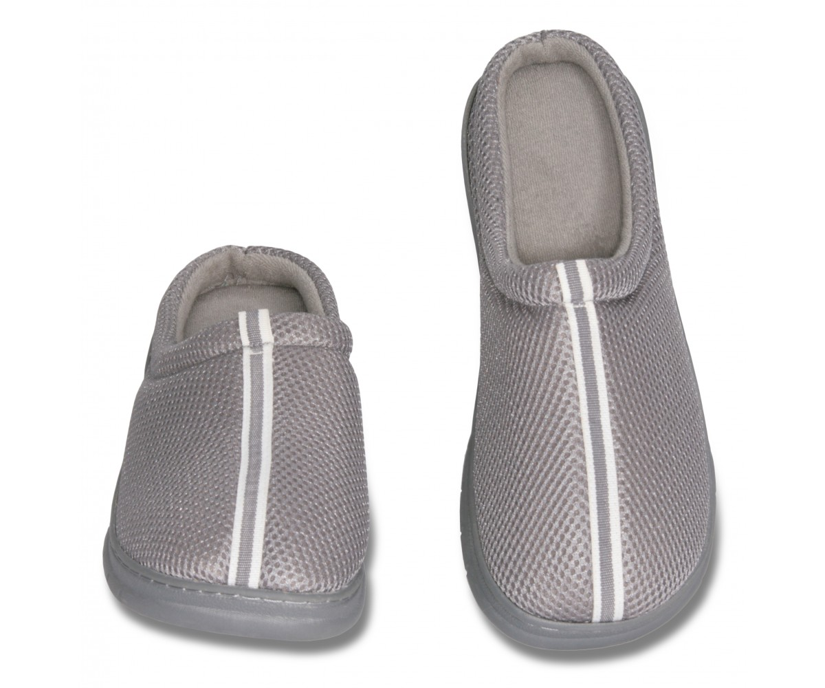 Mens MemoryFoam Slippers