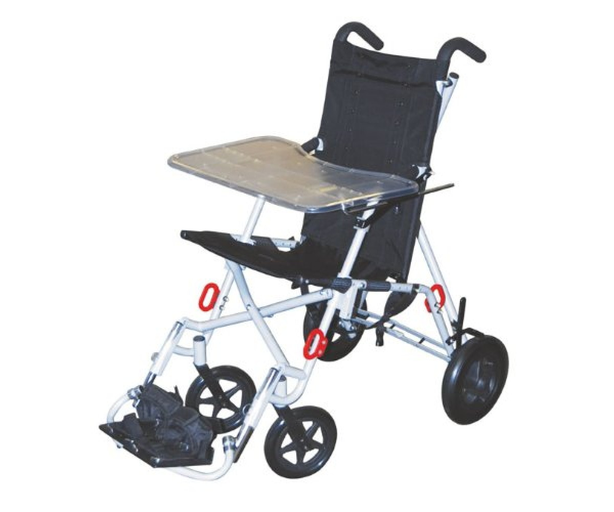 Upper Extremity Support Tray for Wenzelite Trotter Convaid Style Mobility Rehab Stroller