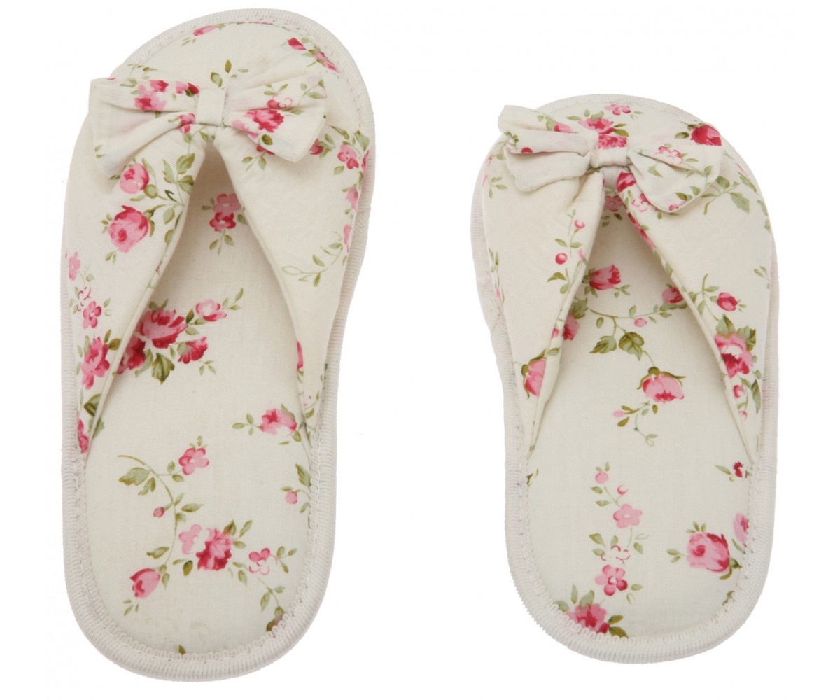 Womens Memory Foam Slippers