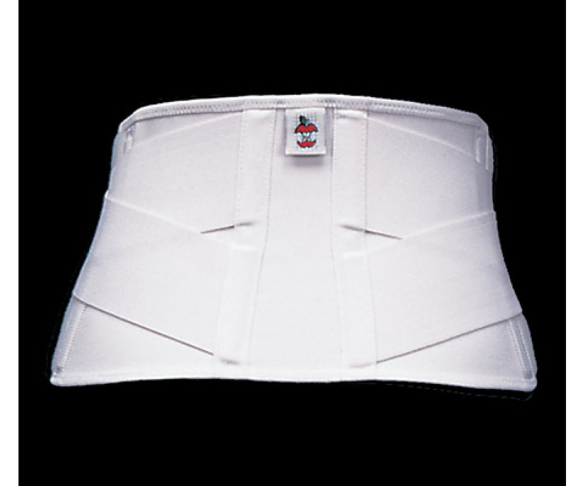 Short Term Use CorFit Belt, Small - White