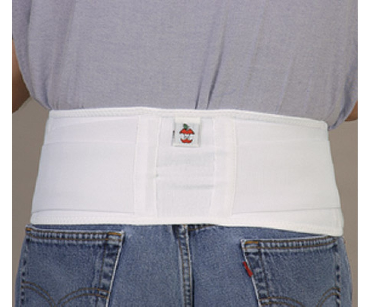 Sacroiliac Belt - Sacroiliac Joint Belt, White - Small