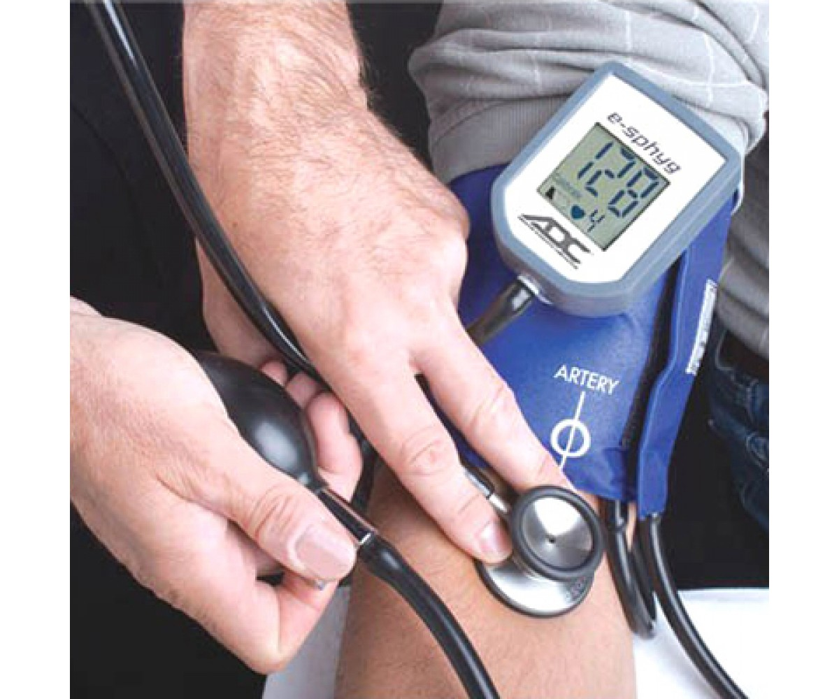 Complete Medicals 4038E Diagnostix E-Sphyg Digital Manual