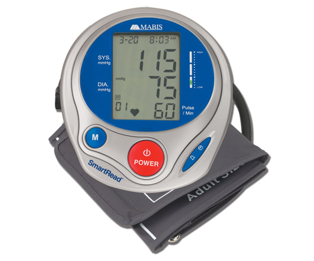 SmartRead Plus Deluxe Blood Pressure Arm Monitor
