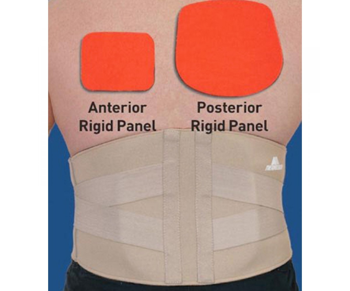 Ap Rigid Lumbar Support - Extra Small