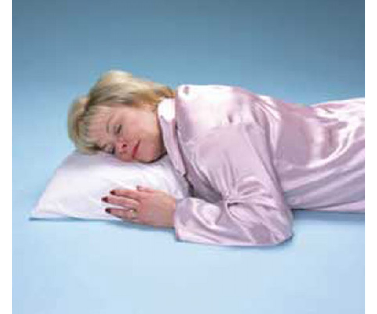 Hermell Products MJ1620 Buckwheat Sleeping Pillow